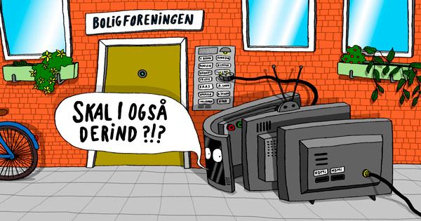 cf7b9988 Det betyder, at du selv kan vælge den tv-leverandør, du ønsker. Du skal dog  være opmærksom på, at foreningen eller udlejeren stadig kan vælge, ...